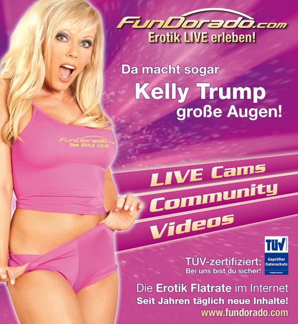 FunDorado Porno Flatrate mit Kelly Trump
