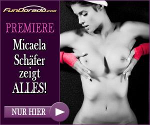 Micaela Schäfer ist wieder da!!!