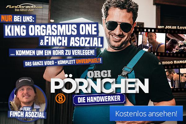 King Orgasmus One auf FunDorado.com