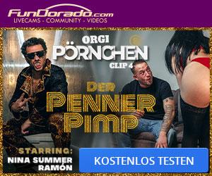 Banner für Orgi Poernchen 8.4 - Der Penner Pimp